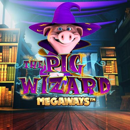 The Pig Wizard Megaways Demo