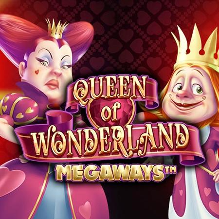 Queen of Wonderland Megaways Demo